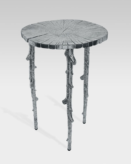 Michael Aram Enchanted Forest Table, Polished