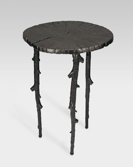 Michael Aram Enchanted Forest Table, Oxidized