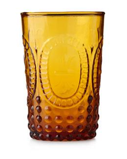 Four Renaissance Juice Glasses