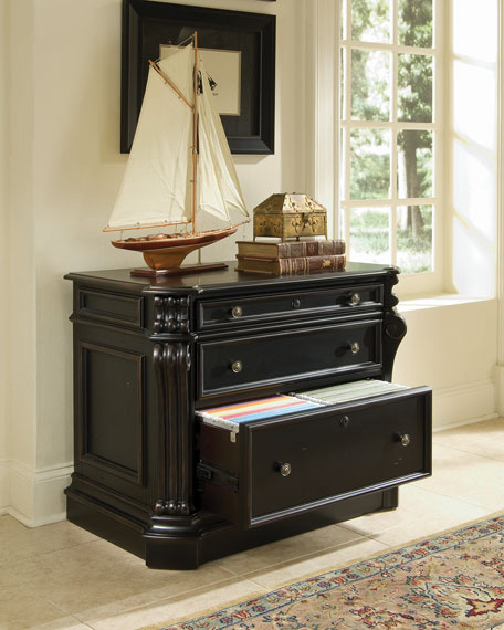 Hooker Furniture Sullivan Lateral File