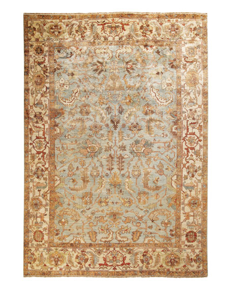 Seaside Oushak Rug, 8' x 10'