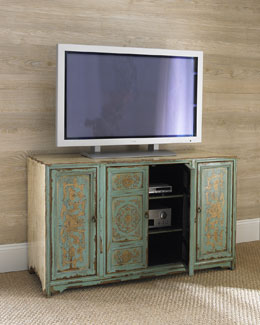"""Zoia"" Entertainment Console"