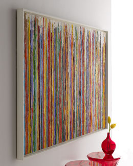 "Rosenbaum Fine Art ""Delineation"" Painting"