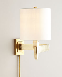 Shaded Sconce