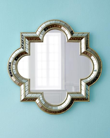 Quatrefoil Mirror