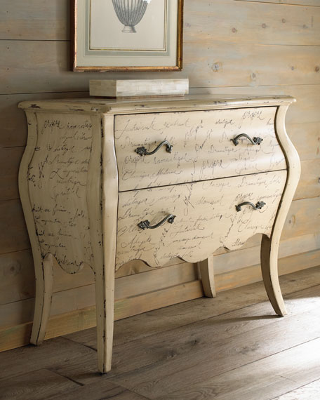Calligraphy Chest