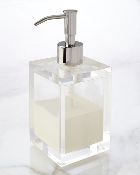 Solid Ice Pump Dispenser