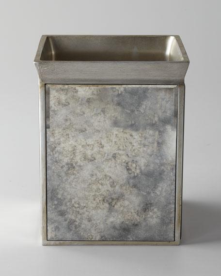 Kassatex Palazzo Vintage Wastebasket