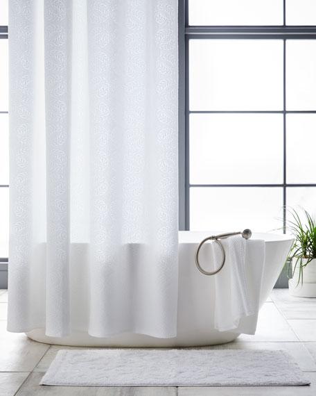 """""""Vienna"""" Shower Curtain"""