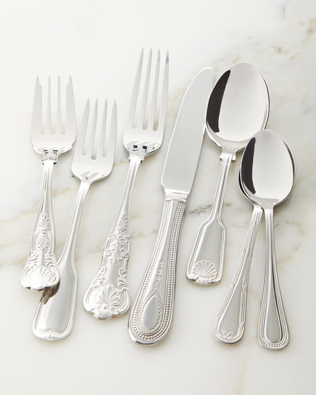 7-Piece Hotel Flatware Place Setting