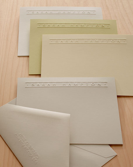 50 Marquee Cards/Plain Envelopes