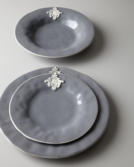 12-Piece Crest Dinnerware Service