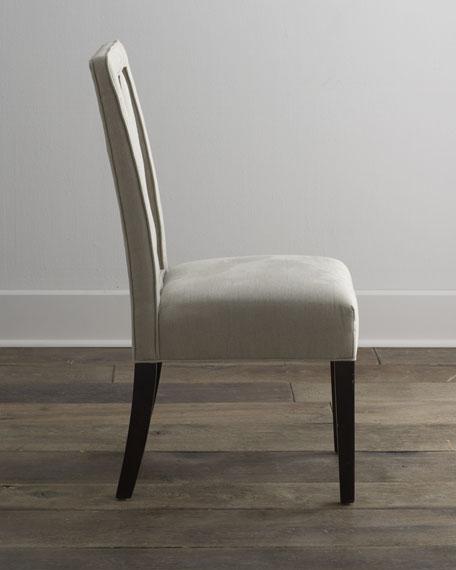 Benjamin Linen Chair