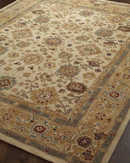 garden oriental rug navy home safavieh vintage ivory distressed square product evoke