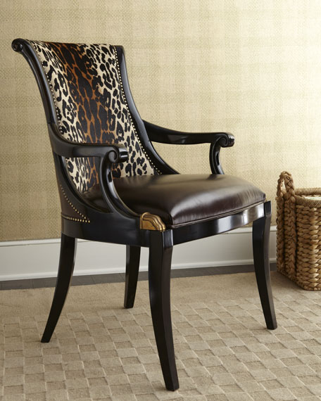 Maisie Hairhide Chair