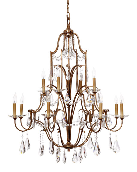 Villette 12-Light Chandelier