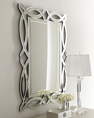 Decorative Wall Mirrors Amp Floor Mirrors At Horchow