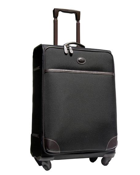 "Black Pronto 30"" Spinner Luggage"