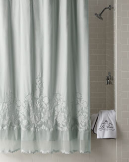 "Pom Pom at Home ""Caprice"" Shower Curtain"