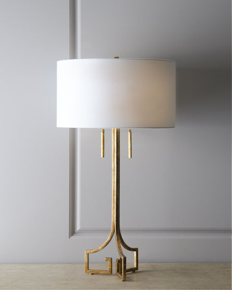 Regina andrew design le chic golden table lamp mozeypictures Gallery