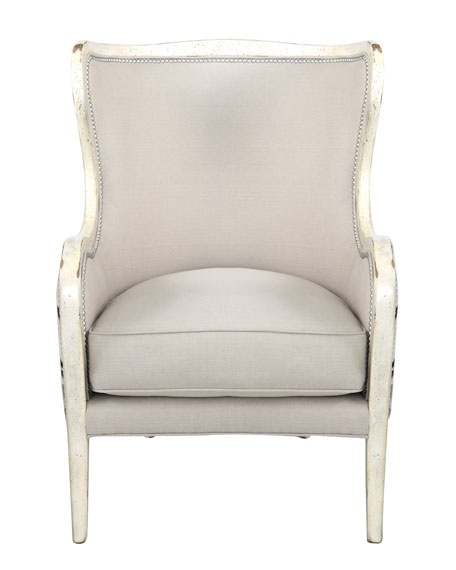 Cartata Wing Chair