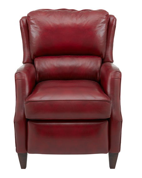 """Marlowe"" Leather Recliner"