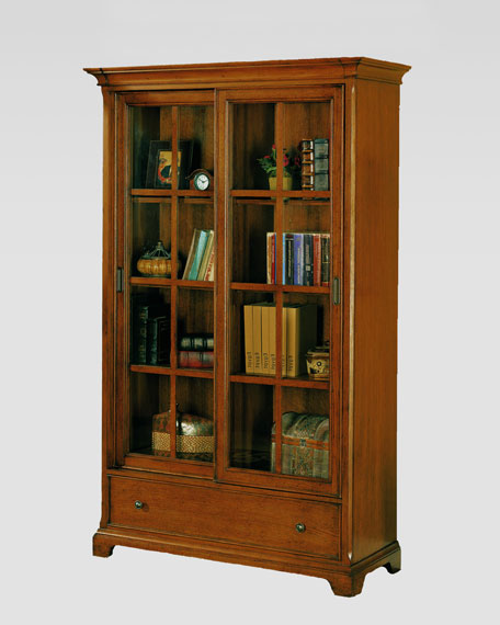Pine Harbour Bookcase