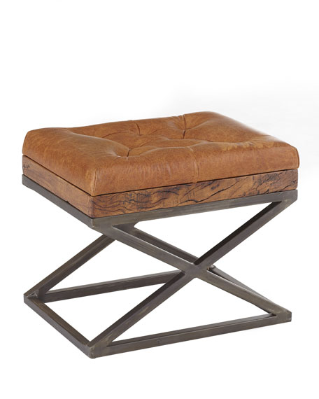 Warona Leather Bench