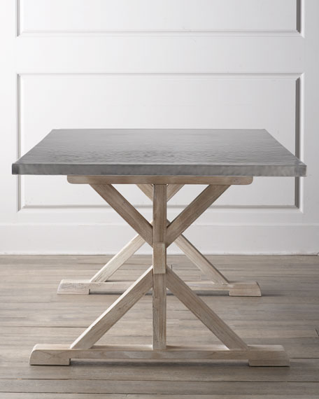 Stockton Metal Dining Table