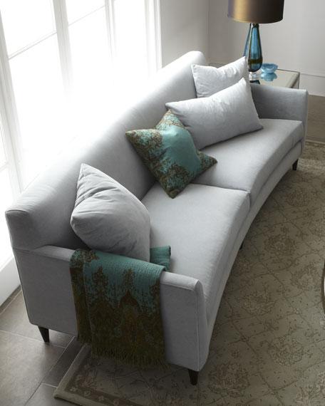 """""""Silvertone"""" Sofa"""
