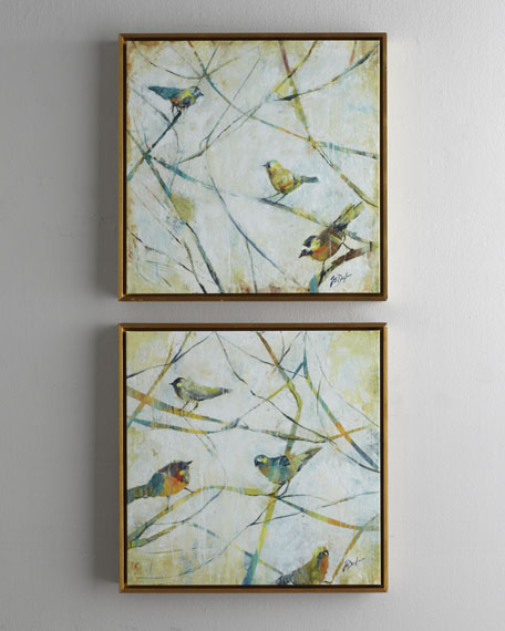 Two Bird Prints
