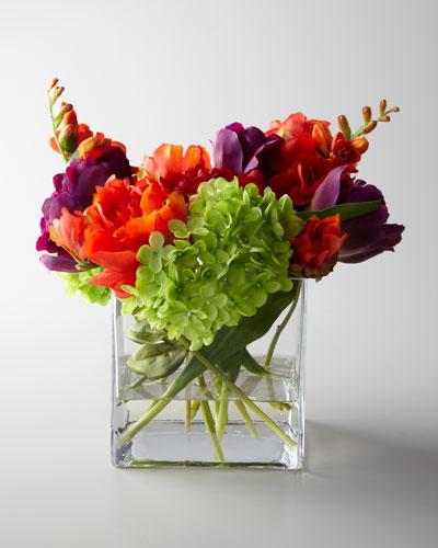 Fiesta Faux-Floral Arrangement