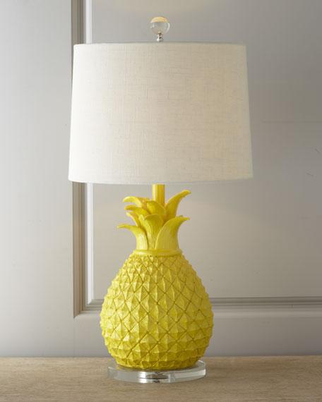 Pineapple table lamp aloadofball Images