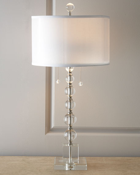 table crystal lamp gaspare asaro sconces diamond lamps limited version short by studio glass edition