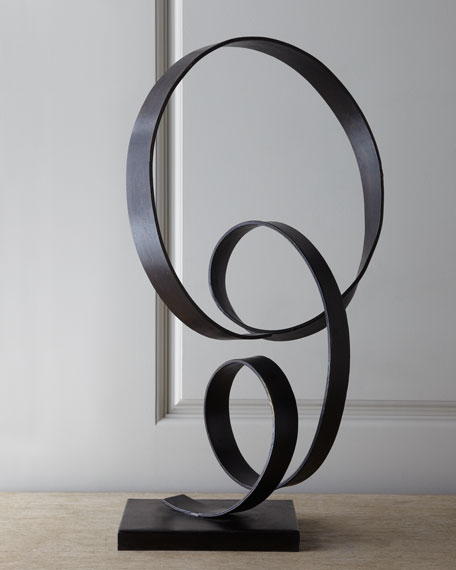 John Richard Collection Forged Iron Sculpture