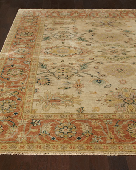 Harounian Rugs International Karval Peshawar Rug, 10' x