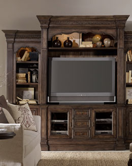 """Kingsbury"" Four-Piece Entertainment Unit"