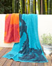 """Dragon"" Beach Towel"