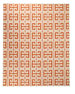 Oran Greek Key Flatweave Rug, 5' x 8'