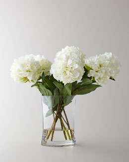 "John-Richard Collection ""Heavenly Peonies"" Faux Floral Arrangement"