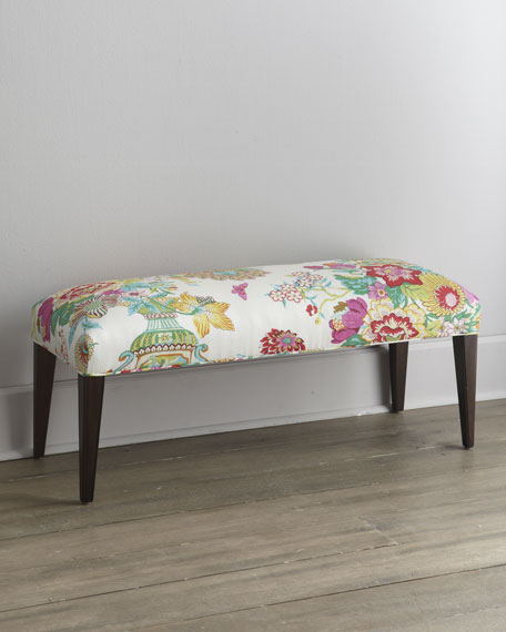 """Lily"" Bench"