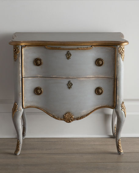 Francois Two-Drawer Chest