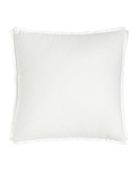"Hampton Pillow, 18""Sq."