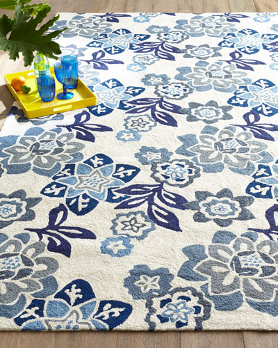 Mayflower Indoor/Outdoor Rug  3'5 x 5'5