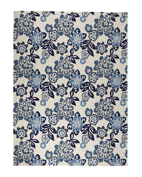 "Mayflower Indoor/Outdoor Rug, 7'6"" x 9'6"""
