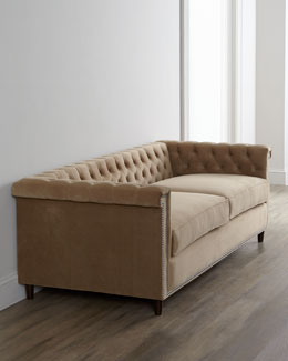 "Haute House ""Bella"" Chesterfield Sofa"
