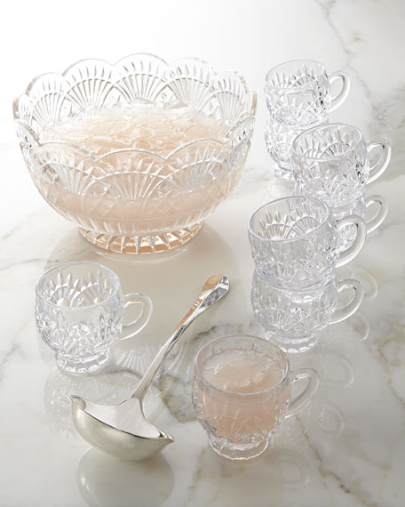 10-Piece Freedom Punch Bowl Set