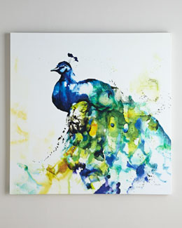 NM EXCLUSIVE Plumes & Feathers Giclee
