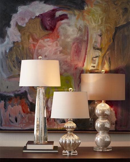 Moderne Glass Lamp