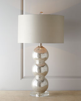 Moderne Glass Lamp